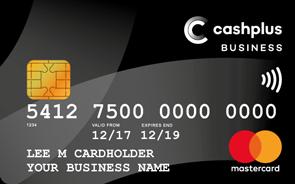 A cash plus business card
