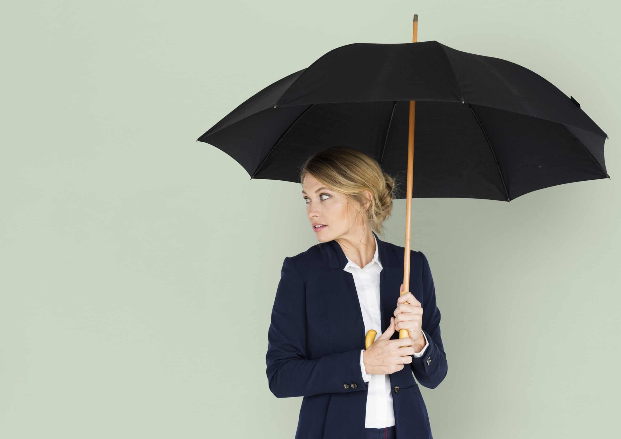 contractor umbrella